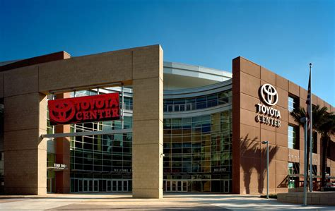 Toyota Center Houston Events by Toyota Center Houston Properties Hines