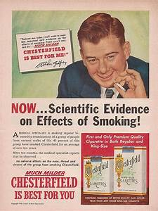 Chesterfield Cigarettes | Chesterfield, What s and March