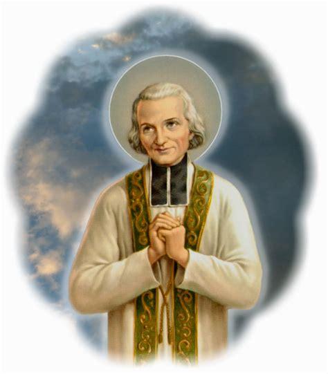 feast  st john mary vianney priest holy family