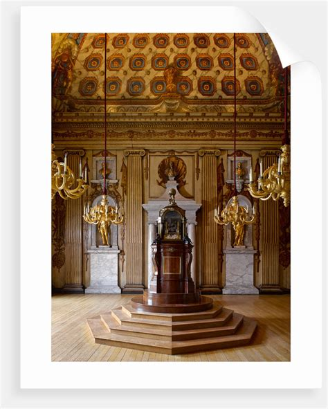 Kensington Palace Cupola Room by The Cupola Room Kensington Palace Posters Prints By