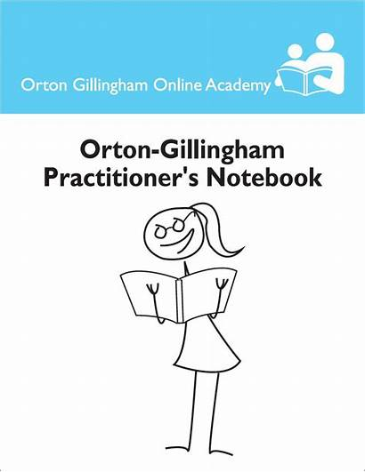 Orton Gillingham Practitioner Notebook Reading Approach Edition