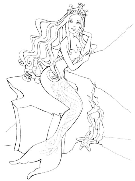 mermaids coloring pages free printable mermaid coloring pages for