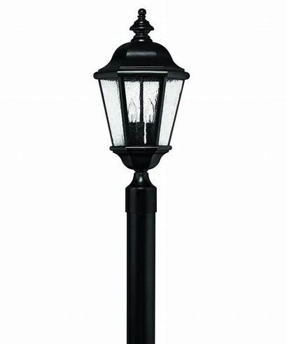 Outdoor Lighting Hinkley Lamp Lantern Edgewater Glass