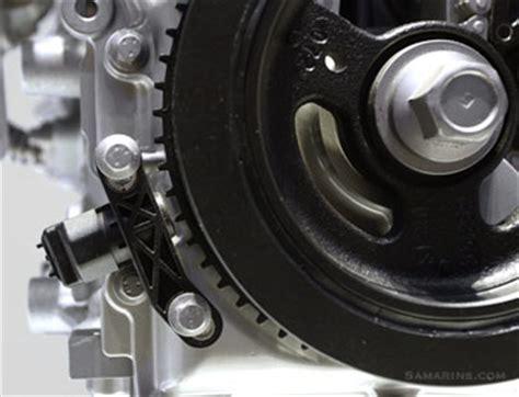 crankshaft position sensor   works symptoms