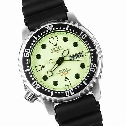 Ny0040 09w Citizen Promaster Automatic Diver Orologio