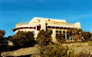 Adobe House Passive Solar Building