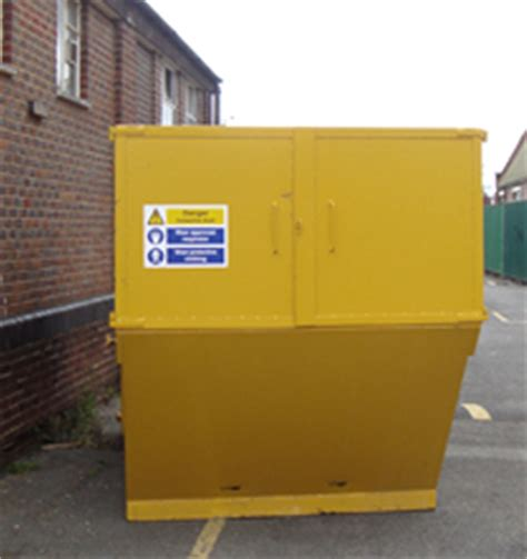 asbestos removal south east   waste transport