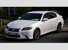 Lexus GS — Википедия