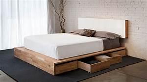 Rangement Sous Le Lit : rangement id es cr atives pour petits espaces nouvelle cohabitation ~ Farleysfitness.com Idées de Décoration
