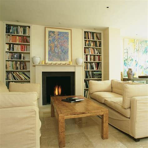 New Home Interior Design Living Room Storage Ideas