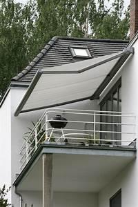 Balkon Markise Elektrisch : markise der sonnenschutz klassiker f r terrasse und ~ Lizthompson.info Haus und Dekorationen