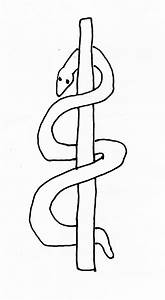 Bible Story Coloring Page for The Brass (Bronze) Serpent ...