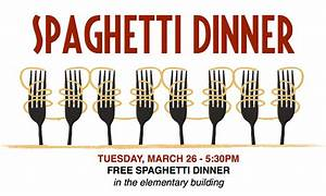 8 Best Images of Spaghetti Dinner Fundraiser Ticket ...