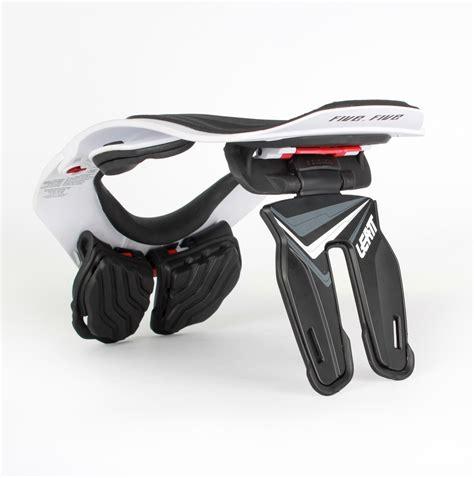 Leatt Brace Mx Gpx 55 Whiteblack Motocross Dirt Bike Off