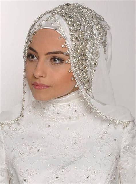 muslim wedding hijab styles  brides shanilas corner