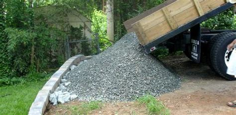 How Many Yards Of Gravel by Buying And Hauling Materials By The Cubic Yard Faq Today