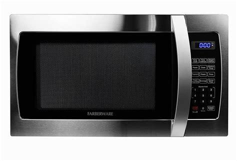 countertop microwave reviews top 5 best countertop microwaves 2017 buyer s guide