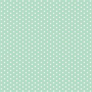 Mint Green Polka Dots - Background Labs