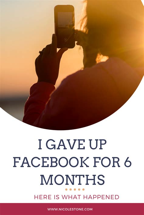 Get instant real instagram followers no survey no human verification. I Gave Up Facebook for 6 Months, Here is What Happened ...