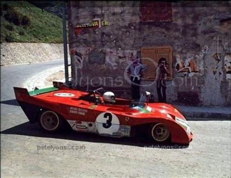 Ferrari 312 pb in memoria di 100km buenos aires 1972. Ferrari 312PB #0884 nº3 - Arturo Merzario-Sandro Munari - Sc Ferrari - (Winner) - Targa Florio ...