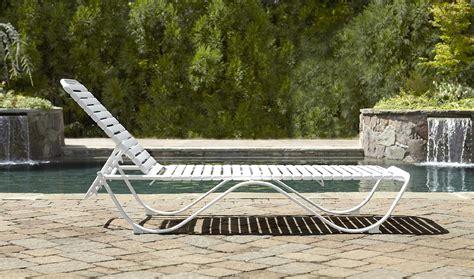 grand resort a69073 aluminum pvc lounge limited