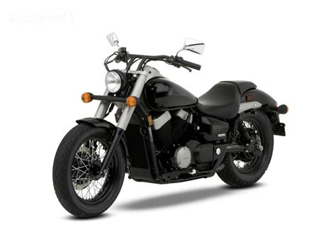 2011 Honda Shadow Phantom Review