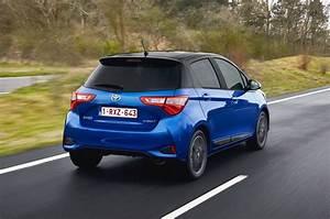 Toyota Yaris Hybride Chic : autotest facelift toyota yaris 1 5 hybrid 2017 ~ Gottalentnigeria.com Avis de Voitures