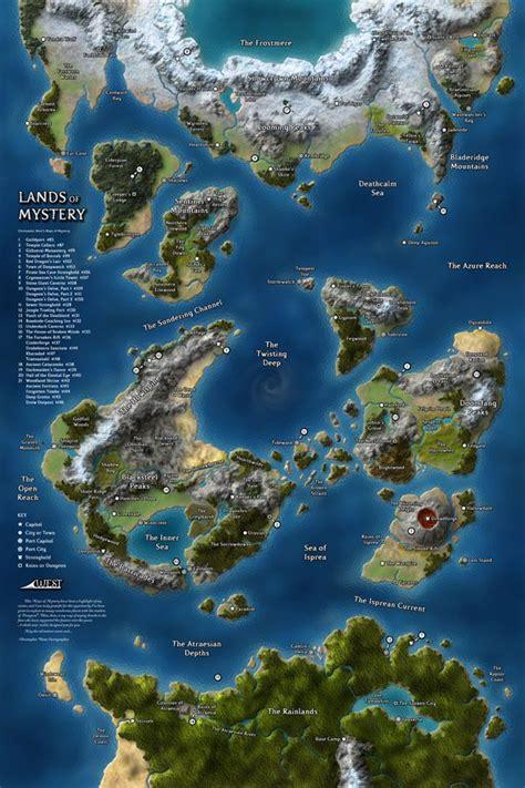 Dungeon Magazine Maps