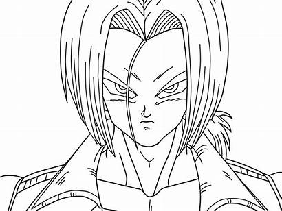 Trunks Coloring Pages Future Drawing Adult Carapau