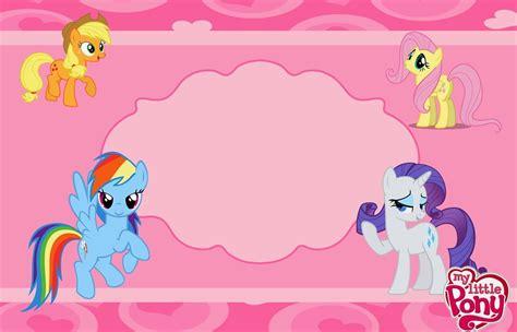 my pony template my pony birthday invitations template resume builder