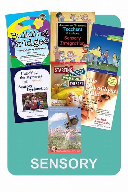 Sensory Package Therapy Occupational Books Packages Autism