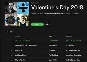 Valentines Day Playlist Valentine Gift Ideas