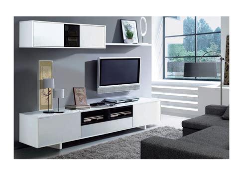 mueble comedor mueble de comedor para tv blanco y negro oferta salón