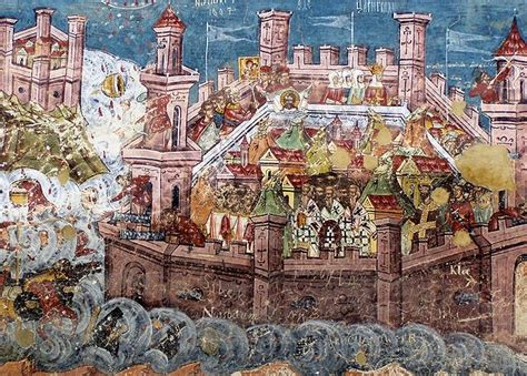 siege constantinople war winning weapons on the decisiveness of ottoman