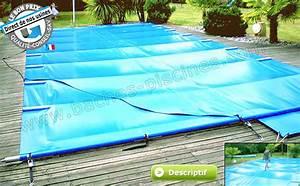 Bache À Barre Piscine : bache de piscine panier basket piscine exoteck ~ Melissatoandfro.com Idées de Décoration