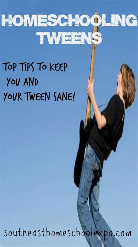 Top Tips for Homeschooling Tweens | Homeschool, Homeschool ...