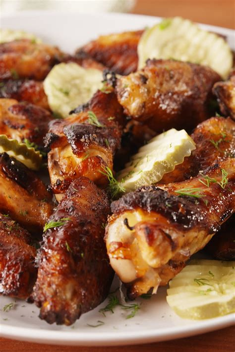 chicken wings delish baked recipe recipes wing oven dinner easy dinners food popular cooking