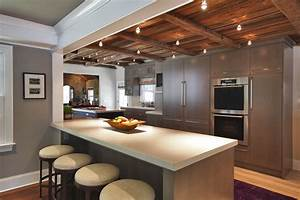 Kitchen ceiling lights transitional with