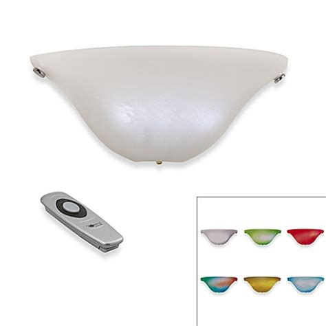 wireless wall sconce battery powered wireless wall sconce bed bath beyond