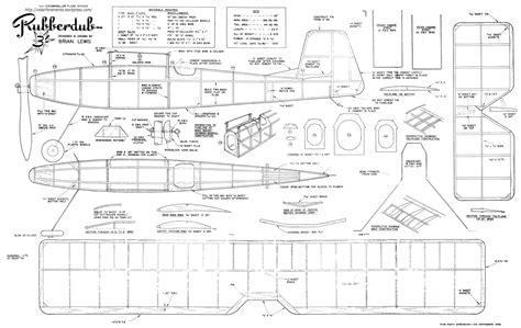 balsa wood airplane plans   woodworking