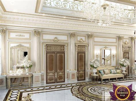 Interior design villa Saudi Arabia of Katrina Antonovich