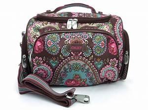 Oilily Beauty Case : oilily tasche schultertasche kosmetiktasche beauty case travel braun brown ebay ~ Orissabook.com Haus und Dekorationen