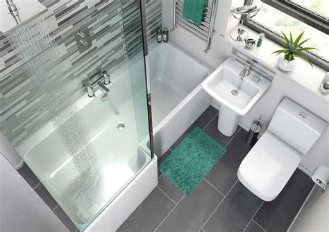 small bathroom suite perfect  uk bathrooms