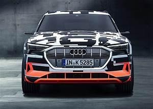 Audi E Tron : audi e tron suv to be built in belgium autoevolution ~ Melissatoandfro.com Idées de Décoration