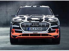 Audi etron SUV to Be Built in Belgium autoevolution
