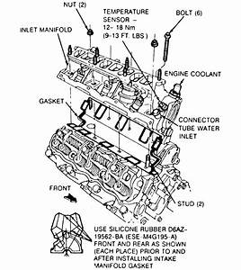 4 0 Sohc Engine Diagram Intake