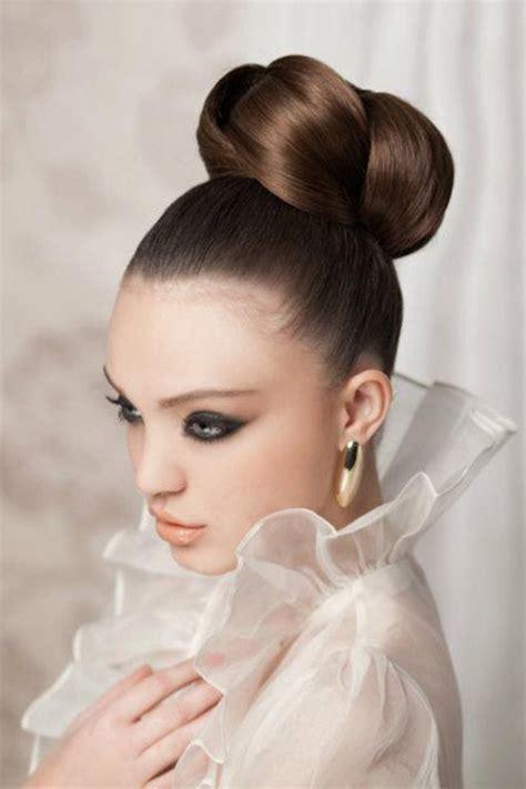 pictures  wedding hairstyles  long hair bun
