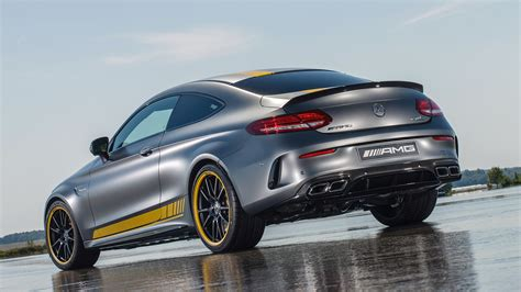 2017 Mercedes-benz C63 Amg Coupe Edition 1 Wallpapers & Hd