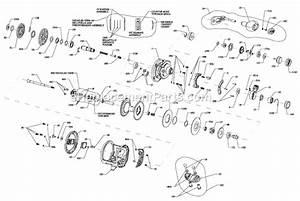 Penn Fth30ld2 Parts List And Diagram   Ereplacementparts Com