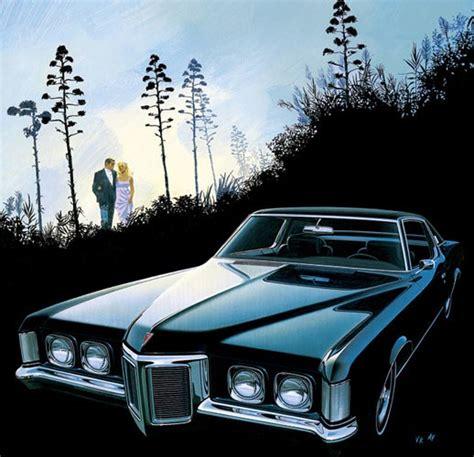 classic car art fitz art